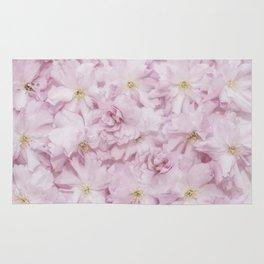 Sakura- Cherry Blossom pattern Rug