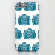 I Still Shoot Film Camera Logo iPhone 6s Slim Case