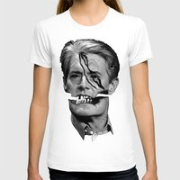 dale cooper T-shirts featuring COOPER SOUL by UNDEAD MISTER / MRCLV
