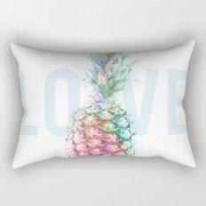 Pineapple Love Rectangular Pillow