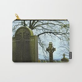 The Graveyard at Monasterboice Carry-All Pouch