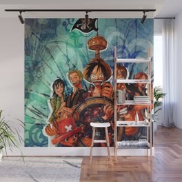 yachting pirates Wall Mural
