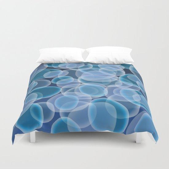 serie acqua:reflctions variant Duvet Cover