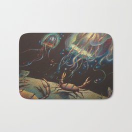 """Light Show"" Bath Mat"