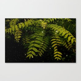 TANTO VERDE Canvas Print