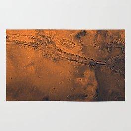 Valles Marineris, Mars Rug