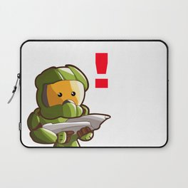 Halo Master Chief Kawaii Laptop Sleeve