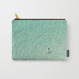Naked swimming in Paradise Carry-All Pouch