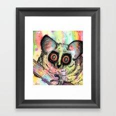 Hey (Bush) Babe! Framed Art Print