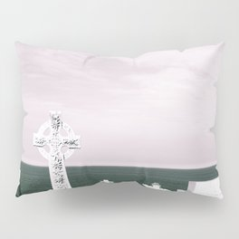 A place to rest by the ocean Pillow Sham