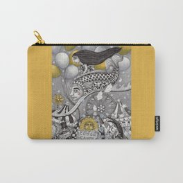 Roller Coaster Ride Carry-All Pouch