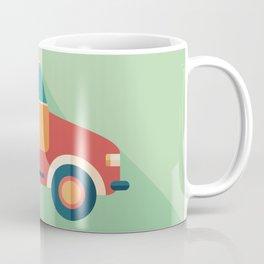 Toy Retro Car Coffee Mug