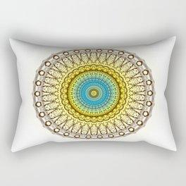 MANDALA #6 Rectangular Pillow