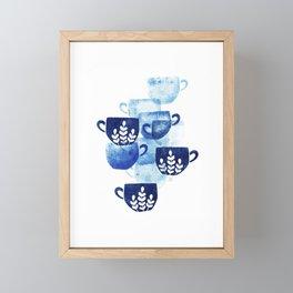 Mug art collection Framed Mini Art Print