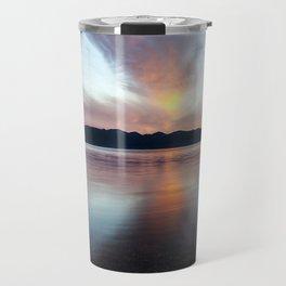 after sunset Travel Mug