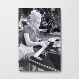 Lady#Gaga Music Poster Canvas Wall Art Home Decor Metal Print