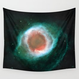 Eye Galaxy Wall Tapestry