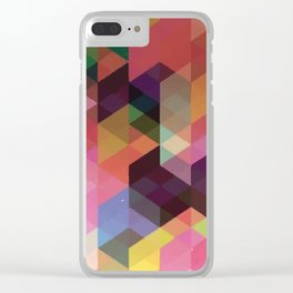 Rainbow Killer Clear iPhone Case