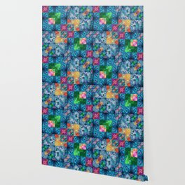 High Definition Geometric Quilt 1 Wallpaper