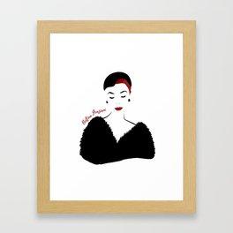 Bettina Graziani Framed Art Print