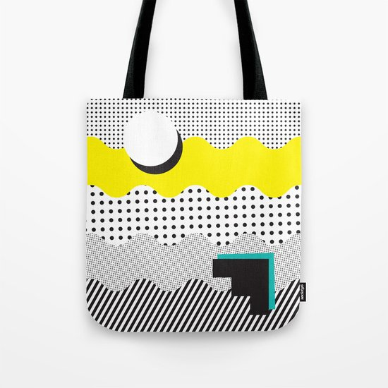 SHAPE SHIFTER Tote Bag
