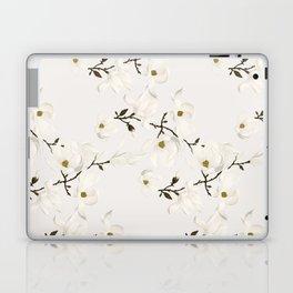 Blanc Botanikal Laptop & iPad Skin