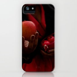 The Offer iPhone Case