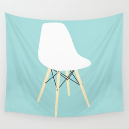 #98 Eames Chair Wall Tapestry