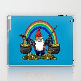Gnome Guns Laptop & iPad Skin