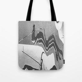 Photography Distort Tote Bag