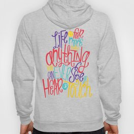 See, Hear, or Touch Hoody