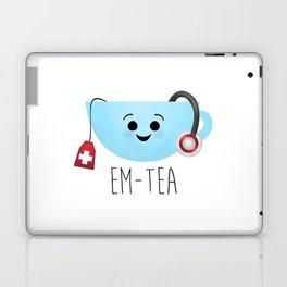 EM-Tea Laptop & iPad Skin