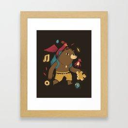 the collectors Framed Art Print