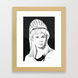 Yeoman Janice Rand Framed Art Print