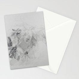 Plant Study Stationery Cards