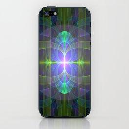 Alien Birth 1 iPhone Skin