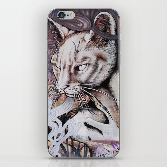 The Myth of Power iPhone Skin