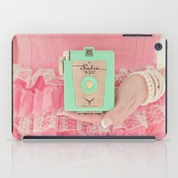 photographer iPad Cases featuring Photographer by Butterfly Photography