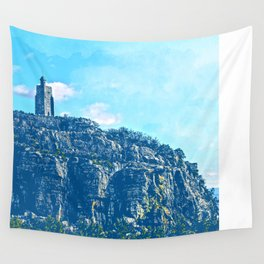 Mohonk Mountain Trail  Wall Tapestry