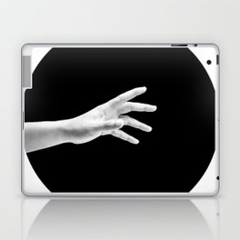 Escaping Darkness Laptop & iPad Skin