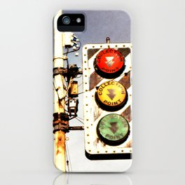 Collection Point iPhone Case