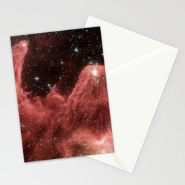 cassiopeia and the raging towers of poseidon | space #06 Stationery Cards