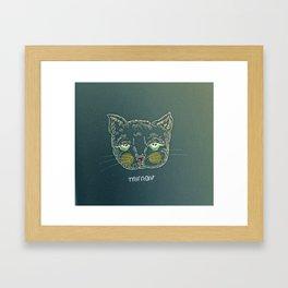 Mırnav Framed Art Print
