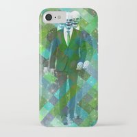 clown iPhone & iPod Cases featuring Clown... by William Rutherford