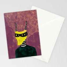 no deer Stationery Cards