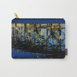 little lost grebe Carry-All Pouch