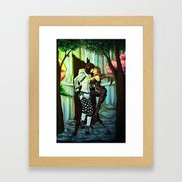 Revive Framed Art Print