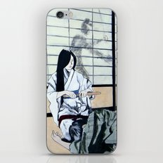 Forced Entry II iPhone & iPod Skin