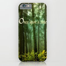 Once upon a time... iPhone 6 Slim Case