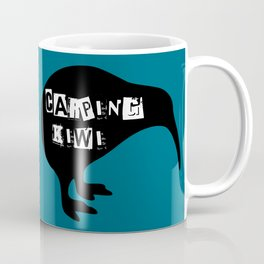 KIWI Carping Kiwi Coffee Mug